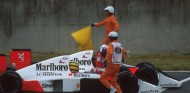 """Prost y el accidente con Senna en Japón 1989: """"No fue culpa de nadie"""""""