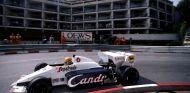 Ayrton Senna en el GP de Mónaco del 3 de junio de 1984 – SoyMotor.com