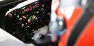 Nico Hülkenberg en el interior de su Sauber - LaF1