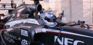Sergey Sirotkin en Sochi con el Sauber C31 - LaF1