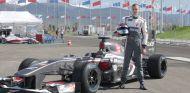Sergey Sirtokin será piloto probador de Sauber en 2014