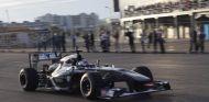 Sirotkin a finales de 2013, en su primera experiencia con un Fórmula 1 - LaF1