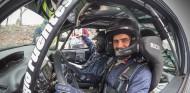 Sergio Fuentes correrá el Rally de Roma con un Peugeot - SoyMotor.com