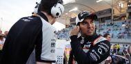 Pérez se disculpa con Sainz - LaF1