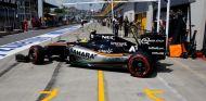 Pérez es optimista con la próxima carrera en Silverstone - LaF1