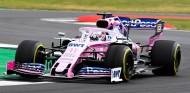 Sergio Pérez en los entrenamientos del GP de Gran Bretaña F1 2019 - SoyMotor