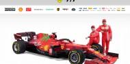 Ferrari presenta el SF21 de Carlos Sainz y Charles Leclerc, ¡verde sorpresa! - SoyMotor.com