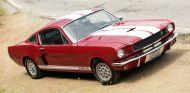 El Ford Mustang Shelby GT350 es uno de los modelos más icónicos de la familia Mustang - SoyMotor