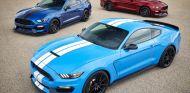 Estos son los tres tonos de carrocería que estrena el Ford Shelby Mustang GT350 - SoyMotor
