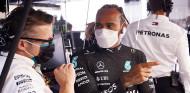 El bajón de Ocon justifica la estrategia de Hamilton, defiende Mercedes - SoyMotor.com