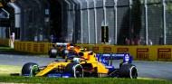 Carlos Sainz y Lando Norris en Australia - SoyMotor