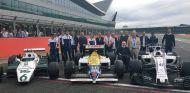 Williams celebra su 40 anivesario en Silverstone - SoyMotor.com
