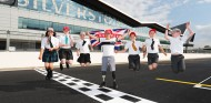 Ocho niños, seleccionados para estar en la parrilla del GP de Gran Bretaña