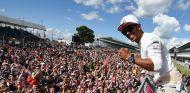 Lewis Hamilton en Silverstone - LaF1.es