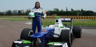 Simona de Silvestro en Fiorano - LaF1