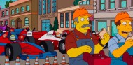 30 años de Los Simpsons: la Fórmula 1 también tuvo su capítulo - SoyMotor.com