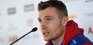 Sirotkin apunta a piloto reserva de Renault - SoyMotor.com