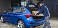 Los maleteros Skoda recibirán paquetes mediante apertura remota - SoyMotor.com