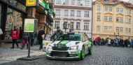 Skoda Fabia R5: el taxi más racing de Navidad - SoyMotor.com