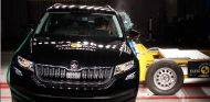 El Skoda Kodiaq brilla en los tests Euro NCAP: ¡cinco estrellas! - SoyMotor.com