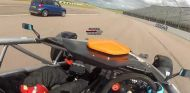 El Skoda Yeti de 500 caballos invencible en circuito.