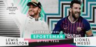 Hamilton gana el Laureus al deportista del año 2019, compartido con Messi - SoyMotor.com