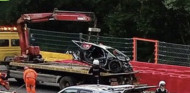 Escalofriante accidente en la salida de las 24 Horas de Spa-Francorchamps - SoyMotor.com