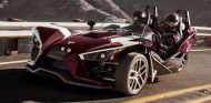Polaris Slingshot Midnight Cherry - SoyMotor.com