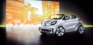 Smart Forease: prototipo eléctrico para celebrar su 20 aniversario - SoyMotor.com