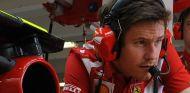 Rob Smedley cuando era ingeniero de pista de Felipe Massa en Ferrari - LaF1