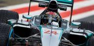 Wehrlein durante el test en Austria con Mercedes - LaF1