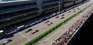 Parrilla de salida del Gran Premio de Rusia - SoyMotor.com