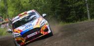 Jan Solans comienza con buen pie en el Rally de Finlandia - SoyMotor.com