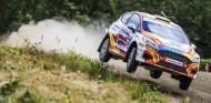 Jan Solans, segundo en el Rally de Finlandia - SoyMotor.com