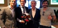 Andy Soucek, nuevo embajador del Legado María de Villota - SoyMotor.com