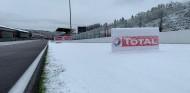 La nieve hace acto de presencia en Spa-Francorchamps - SoyMotor.com