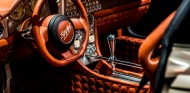 Interior del Spyker C8 Preliator - SoyMotor.com