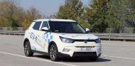 El SsangYong Tivoli EVR podría estar en circulación a finales de esta década - SoyMotor