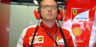 Stefano Domenicali fue director de Ferrari de 2008 a 2014 - LaF1