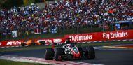 Grosjean en Hungría - SoyMotor.com