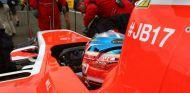 Jules Bianchi ha estado muy presente en Manor durante todo el GP de Hungría - LaF1