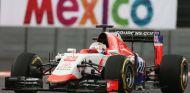 Will Stevens en México - LaF1