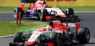 Manor podría hacer grandes progresos con el motor Mercedes en su coche - LaF1