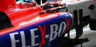 Will Stevens con el Manor en Silverstone - LaF1