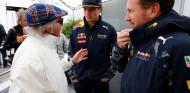 """Stewart: """"Verstappen es más rápido, pero todavía es un cachorro"""" - SoyMotor.com"""