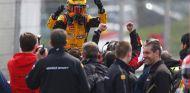 Stoffel Vandoorne en su etapa en las World Series - LaF1