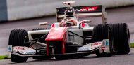Stoffel Vandoorne a los mandos de un Súper Fórmula - LaF1