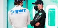 """Bottas, a una décima de la Pole en Hungría: """"Hamilton lo ha hecho bien"""""""