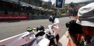 Lance Stroll tras su accidente en los Libres 2 de Mónaco - SoyMotor