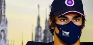 Stroll dio positivo en covid-19 tras el GP de Eifel; correrá en Portugal - SoyMotor.com